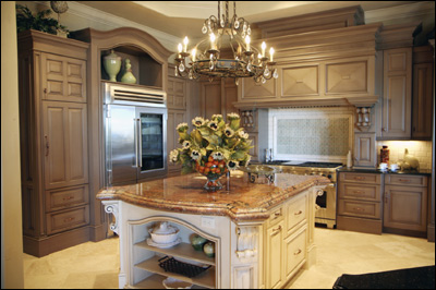 Kitchen by Copeland Builders, Inc.